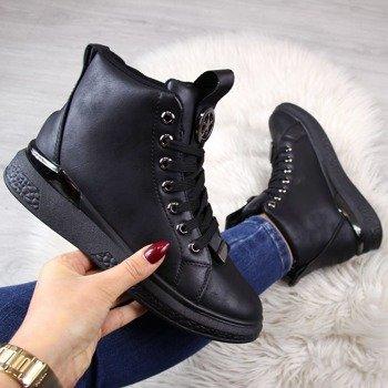 50a054670c8e70 Buty zimowe damskie - modne, eleganckie i fajne buty na zimę ...