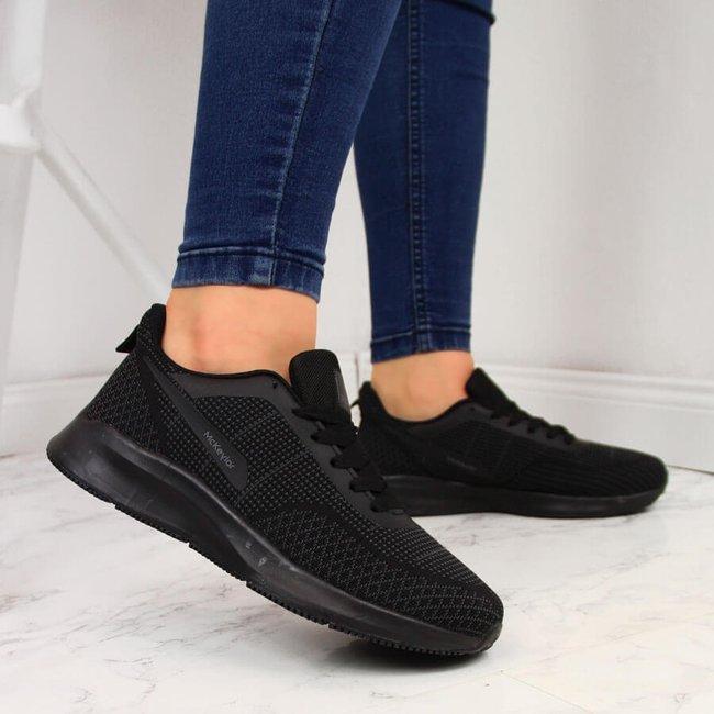 Buty sportowe do biegania czarne McKeylor
