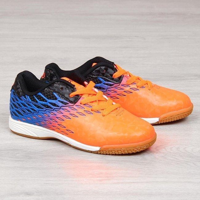 Buty sportowe dziecięce halówki pomarańczowe Atletico