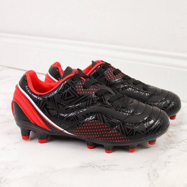 Buty sportowe dziecięce korki czarne American Club