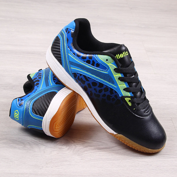 Buty sportowe halówki czarne Atletico