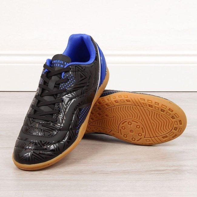 Buty sportowe męskie halowe czarne American Club