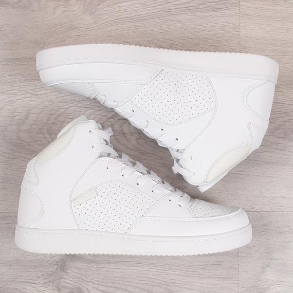 Buty sportowe wysokie białe Big Star