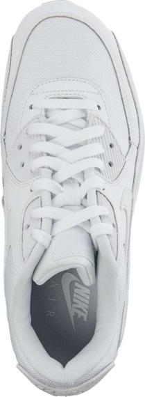 Sneakersy męskie skórzane białe Nike AIR MAX 90 ESSENTIAL 111