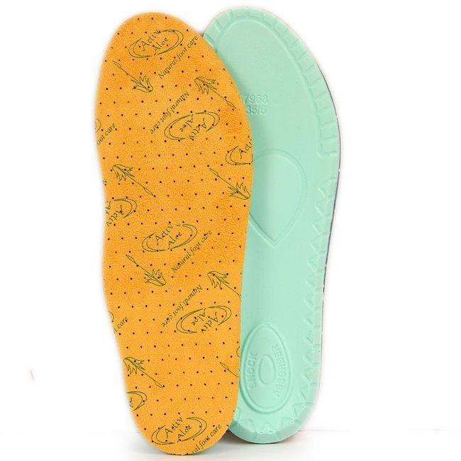 Wkładki do butów odświeżające i amortyzujące Coccine